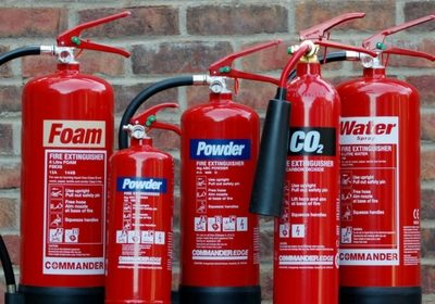 Fast Fire Protection stocks fire extinguishers
