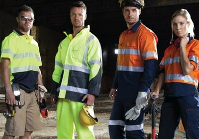 Fast Fire Protection stock workwear and boots