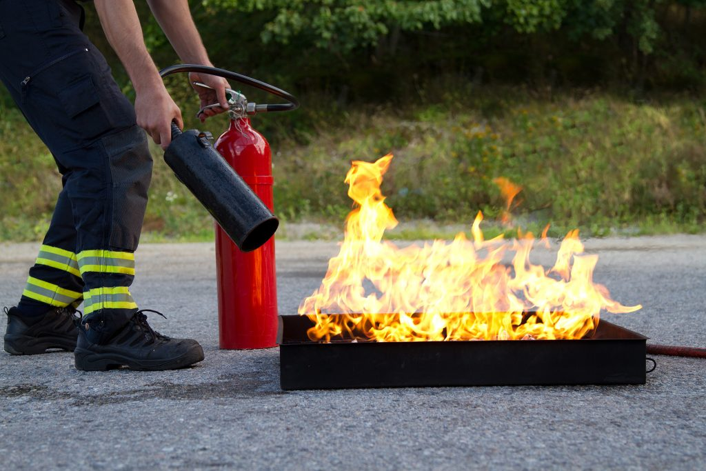 Fast Fire Protection offers fire safety training courses