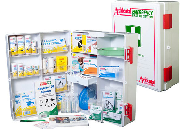 Fast Fire Protection First Aid Kits